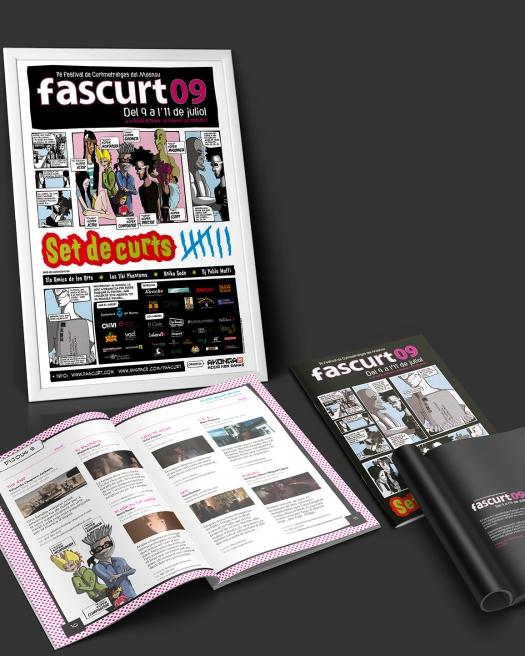Programación Fascurt 2009.